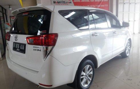 Jual Mobil Bekas Toyota Kijang Innova 2.0 G 2016 di Bekasi