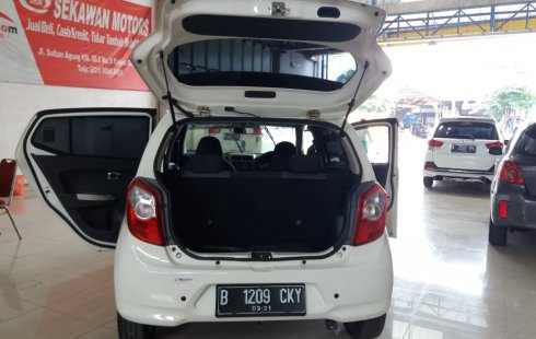 Dijual Cepat Toyota Agya G 2016 di Bekasi