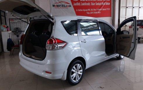Jual Mobil Bekas Suzuki Ertiga GX 2017 di Bekasi