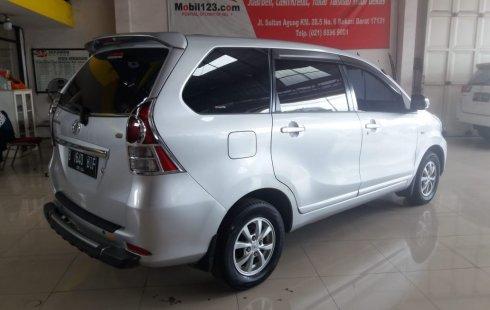 Dijual Mobil Toyota Avanza G 2014 di Bekasi
