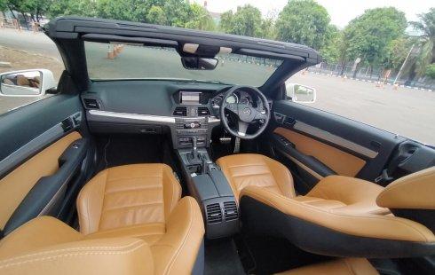 Dijual mobil Mercedes-Benz E-Class E 250 CGI 2011 terbaik di DKI Jakarta