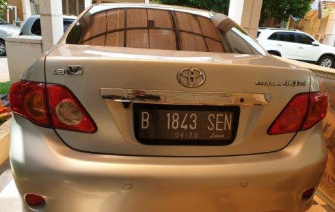 Jual Mobil Bekas Toyota Corolla Altis G 2008 di Bekasi