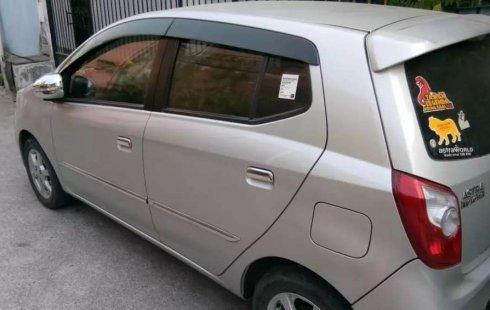 Jawa Barat, jual mobil Toyota Agya G 2014 dengan harga terjangkau