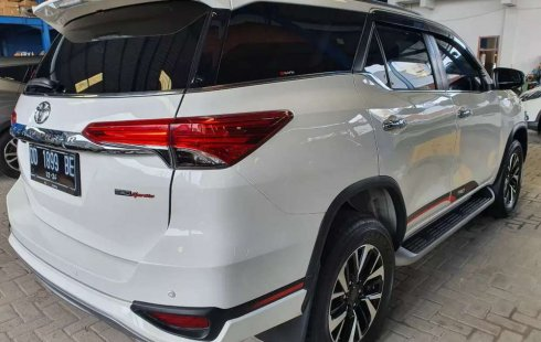 Jual cepat Toyota Fortuner TRD 2018 di Sulawesi Selatan