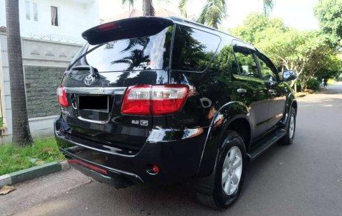 Jual mobil bekas murah Toyota Fortuner G 2011 di DKI Jakarta