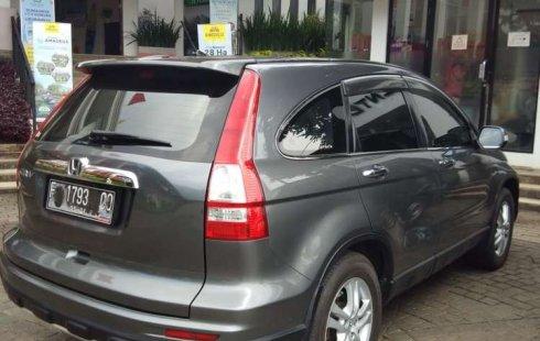 Mobil Honda CR-V 2010 2.0 i-VTEC dijual, Jawa Barat