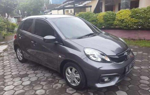 Jual Honda Brio Satya E 2018 harga murah di DIY Yogyakarta