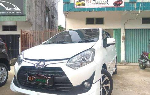Jual Toyota Agya TRD Sportivo 2017 harga murah di Sumatra Selatan