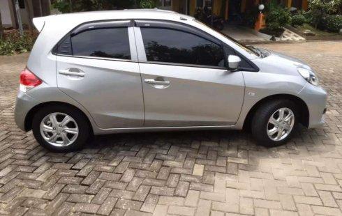 Jual cepat Honda Brio Satya E 2018 di Jawa Tengah