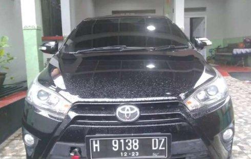 Jual Toyota Yaris G 2015 harga murah di Jawa Tengah