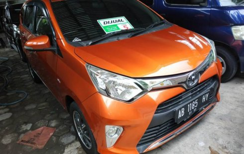 Jual Mobil Bekas Toyota Calya G 2016 di DIY Yogyakarta