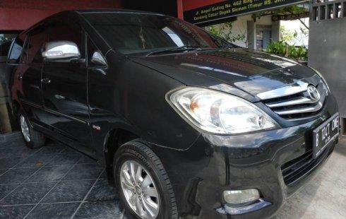 Jual mobil bekas Toyota Kijang Innova V 2009 di DIY Yogyakarta