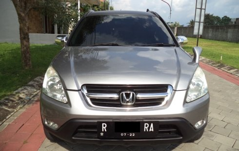 Jual Mobil Honda CR-V 2.0 2002 di DIY Yogyakarta