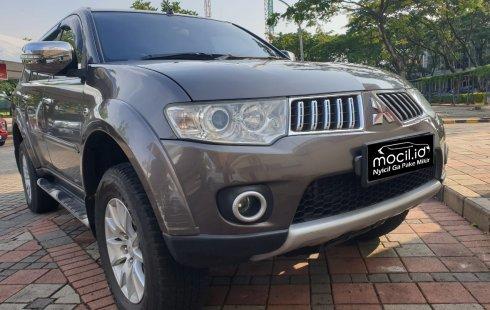 Jual Mobil Mitsubishi Pajero Sport Exceed 2013 harga murah di DKI Jakarta