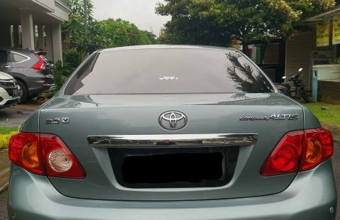 Jual Mobil Bekas Toyota Corolla Altis 2.0 V 2010 di DKI Jakarta