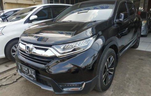 Jual Mobil Bekas Honda CR-V Prestige 2017 Terawat di Bekasi