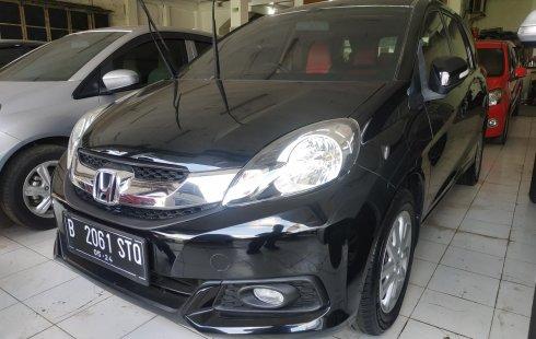 Jual Mobil Bekas Honda Mobilio E 2014 Terawat di Bekasi