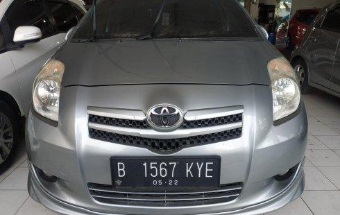 Jual Mobil Bekas Toyota Yaris S 2008 Terawat di Bekasi