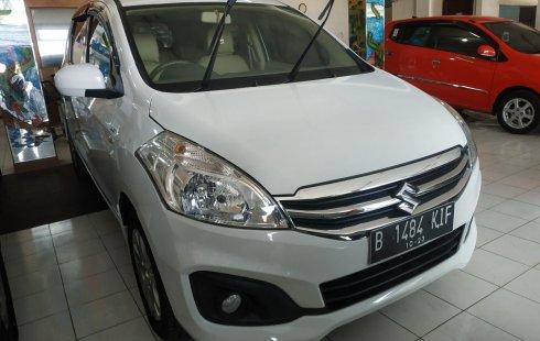 Jual Mobil Bekas Suzuki Ertiga GL 2016 Terawat di Bekasi