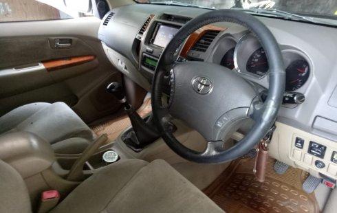 Bekasi, Dijual mobil Toyota Fortuner 2.5 G Diesel MT 2008 bekas