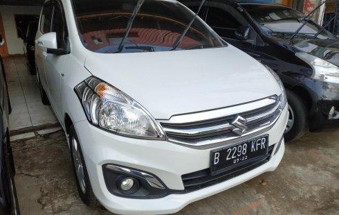 Jual Mobil Bekas Suzuki Ertiga GX 2017 Terawat di Bekasi