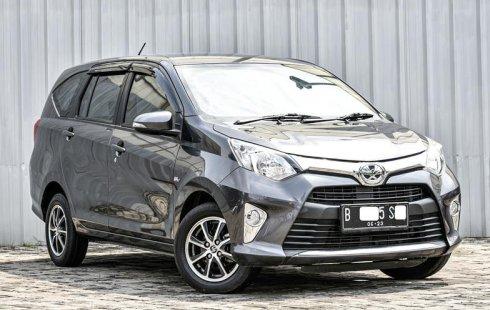 DKI Jakarta, Dijual mobil Toyota Calya G 2018 terbaik