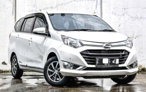 Jual Mobil Bekas Daihatsu Sigra R 2016 di DKI Jakarta