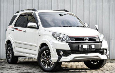 Jual Mobil Bekas Toyota Rush TRD Sportivo Ultimo 2017 di DKI Jakarta
