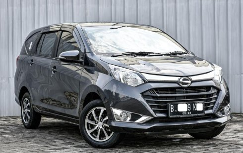 Dijual cepat Daihatsu Sigra R 2018 terbaik di DKI Jakarta