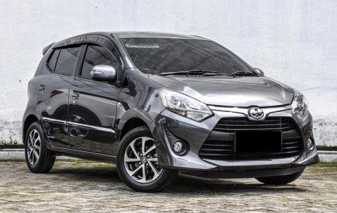 Dijual mobil Toyota Agya G 2018 terbaik di DKI Jakarta