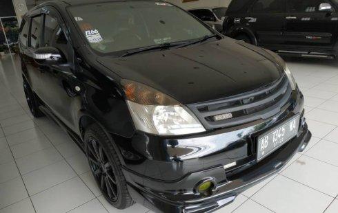 Jual Mobil Nissan Grand Livina SV 2012 di DIY Yogyakarta