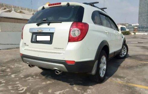 Dijual Cepat Chevrolet Captiva VCDI 2013 di DKI Jakarta