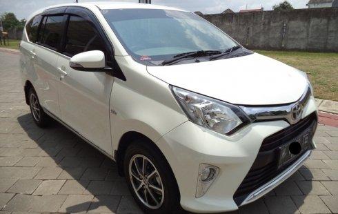 DIY Yogyakarta, Dijual mobil Toyota Calya G 2018 terbaik