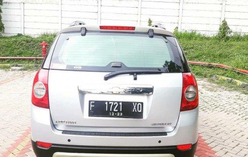 Dijual Cepat Chevrolet Captiva 2.0 Diesel NA 2011 di Bogor