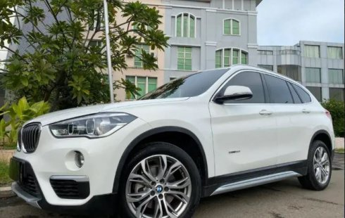 Dijual Mobil BMW X1 sDrive18i xLine 2018 di DKI Jakarta