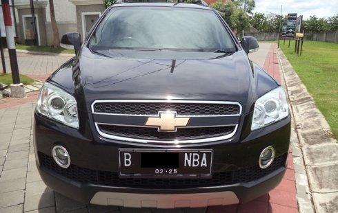 Jual Mobil Chevrolet Captiva 2.0 Diesel NA 2011 di DIY Yogyakarta