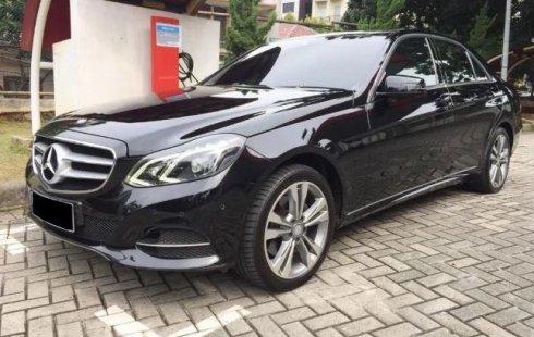 DKI Jakarta, Dijual mobil Mercedes-Benz E-Class E250 bekas