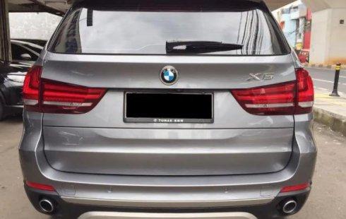 Jual cepat BMW X5 xDrive35i xLine 2015 harga murah di DKI Jakarta