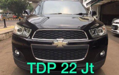 Jual Mobil Bekas Chevrolet Captiva VCDI 2015 di DKI Jakarta