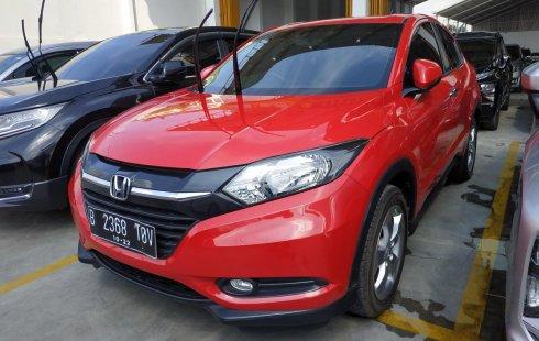 Jual Mobil Bekas Honda HR-V E 2017 di Bekasi