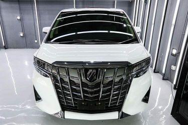 Dijual cepat Toyota Alphard G 2020 terbaik di DKI Jakarta