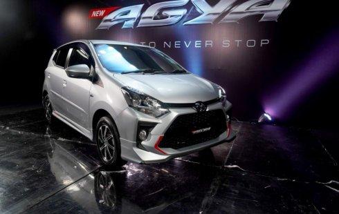 Promo Toyota Agya TRD Sportivo 2020 Facelift Dp Minim, DKI Jakarta