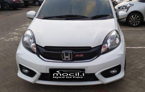 DKI Jakarta, Dijual mobil Honda Brio E 2018 harga murah