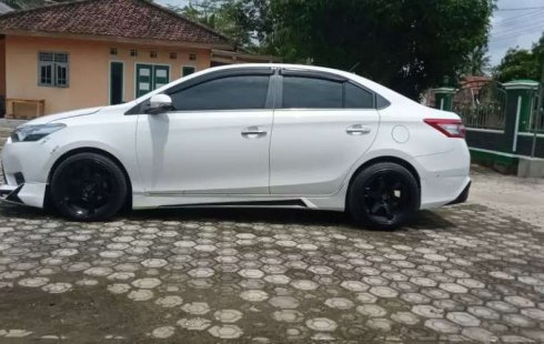 Lampung, Toyota Vios TRD Sportivo 2013 kondisi terawat