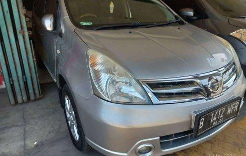 Jual mobil bekas murah Nissan Grand Livina Ultimate 2012 di DKI Jakarta