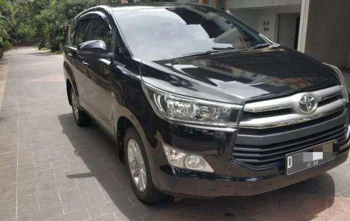 Jual Toyota Kijang Innova 2.0 G 2017 harga murah di Jawa Barat