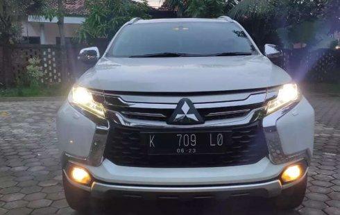 Jual Mitsubishi Pajero Sport 2.5L Dakar 2016 harga murah di Jawa Tengah