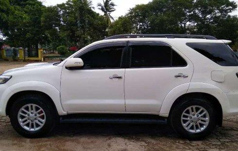 Sumatra Selatan, jual mobil Toyota Fortuner G 4x4 VNT 2014 dengan harga terjangkau