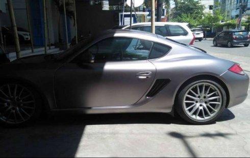 Mobil Porsche Cayman 2010 dijual, Sulawesi Selatan