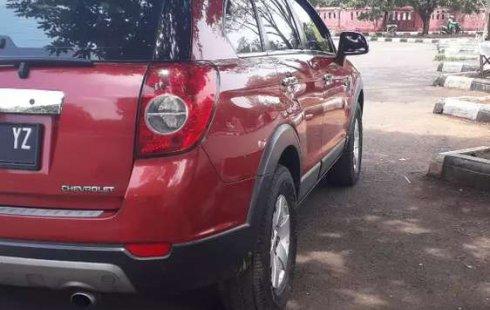 Chevrolet Captiva 2008 Jawa Barat dijual dengan harga termurah
